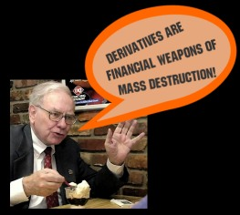 Financial Weapons of Mass Destruction