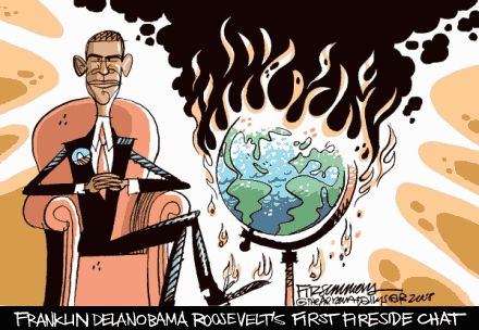 obama fireside chat