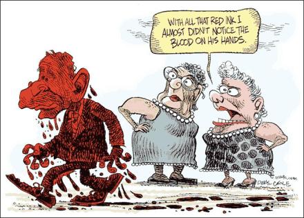 Bloddy Hell